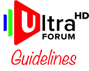 UHDF Guidelines